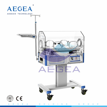 AG-IIR001A hospital neonatal intensive care hospital infant incubator with price for newborn baby manufacturers