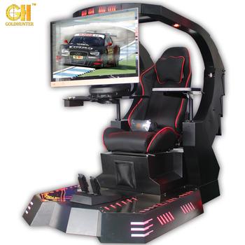 Popular Commercial Simulator Seat / Play Seat 4 Dof Vr Racing Game Vive -  Buy Vr Racing Game Vive,Simulator 4 Dof Racing,Racing Simulator Seat / Play