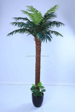 SJ12001163 top selling palm tree/mini palme plant craft