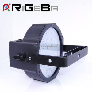 Flat 27leds RGB Wireless Par Can light DMX sound control