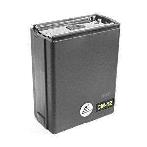 ExpertPower® Two-way Radio 10 AA Battery Case for Icom CM-12 CM-12G IC-H2/H6/H12/H16/U2/U12/U16 IC-M2/M5/M11/M12 IC-2GAT/3AT/3GAT/4AT/4GAT/12AT/12GAT/32A/32AT/32E IC-A20/A21/A2