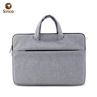 Custom high quality fashion 12 inch nylon laptop bag