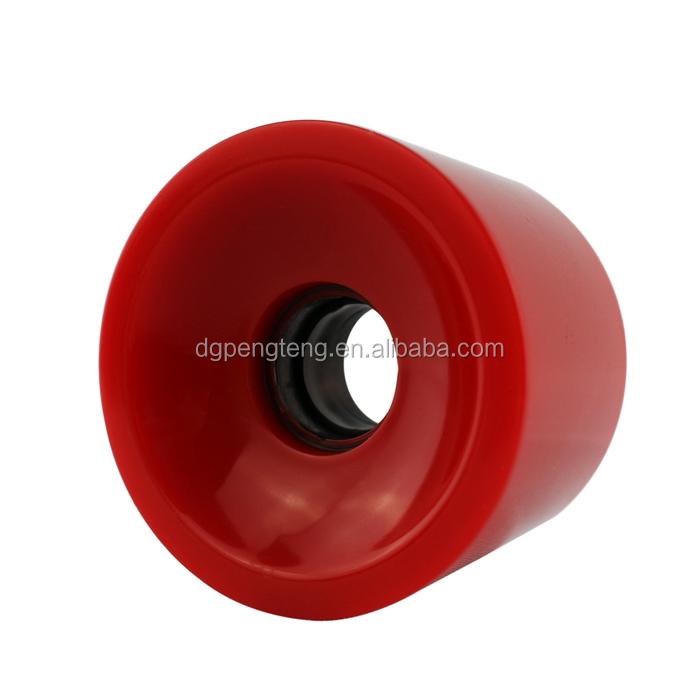 70*51mm Hot Sale High-rebound Pu Custom Skateboard Wheels Longboard Wheel -  Buy 70mm Longboard Wheel,Custom Skateboard Wheels,Ultra Comfortable