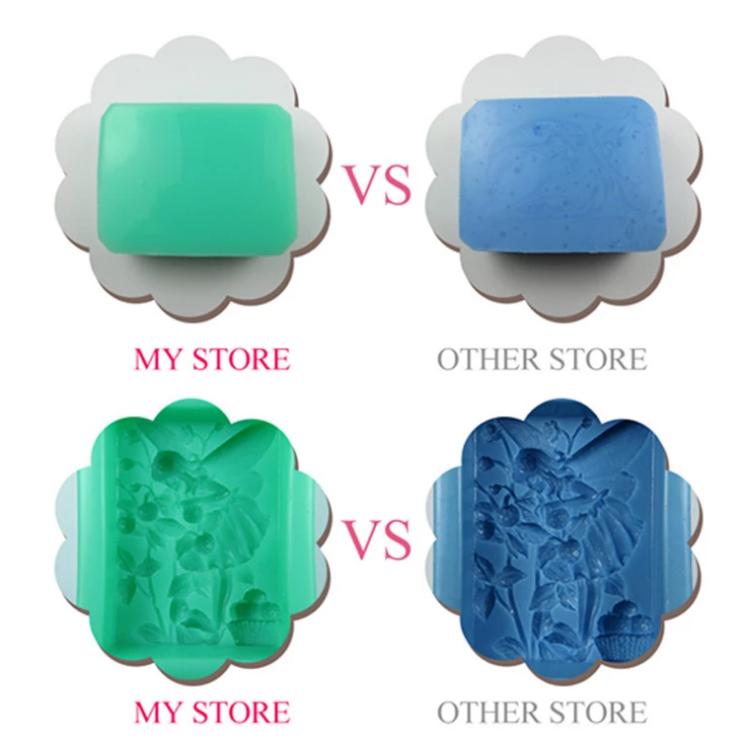 PRZY de el club de la pelea de jabón molde jabón hecho a mano molde para jabón