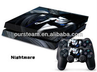 Custom decal skin for playstation 4 controller skin stickers for PS4 console controller