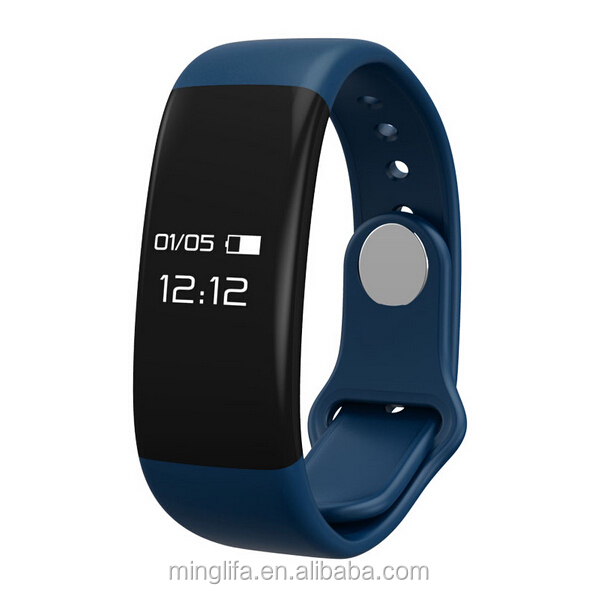 Top sale wireless activity wristband pedometer bracelet rechargeable fitness tracker like fitbit