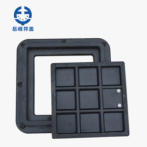 FRP Manhole Cover for Road Construction Use