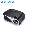 Hot Crenova 805B led mini projector 1200 Lumens 1080P Home Theather Video proyector projetor with HDMI