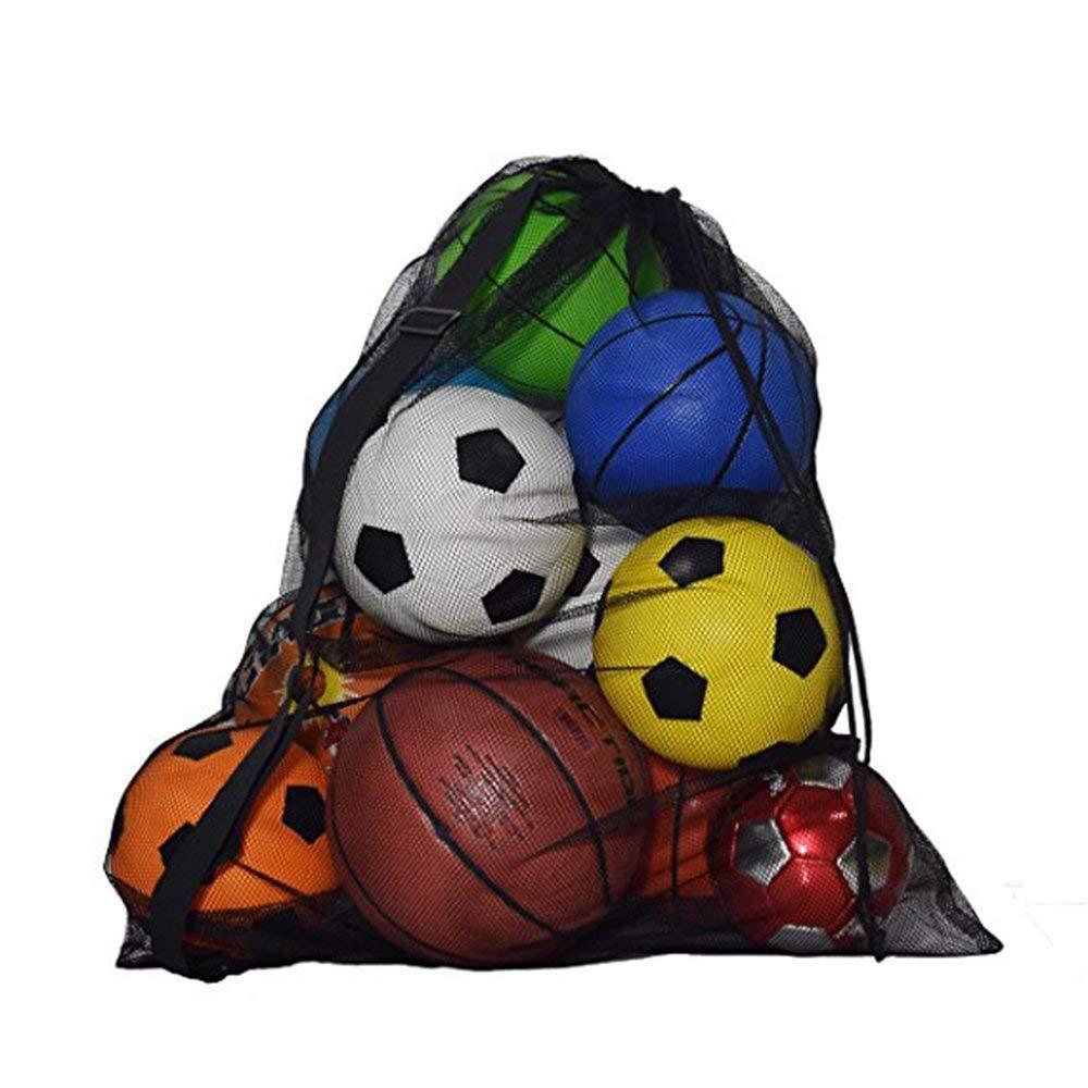9cadfd499f Get Quotations · Mesh Equipment Ball Bag Heavy Duty