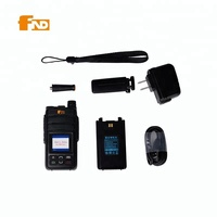 3G LTE 4G Walkie Talkie with GPS GSM SIM Card FND W1