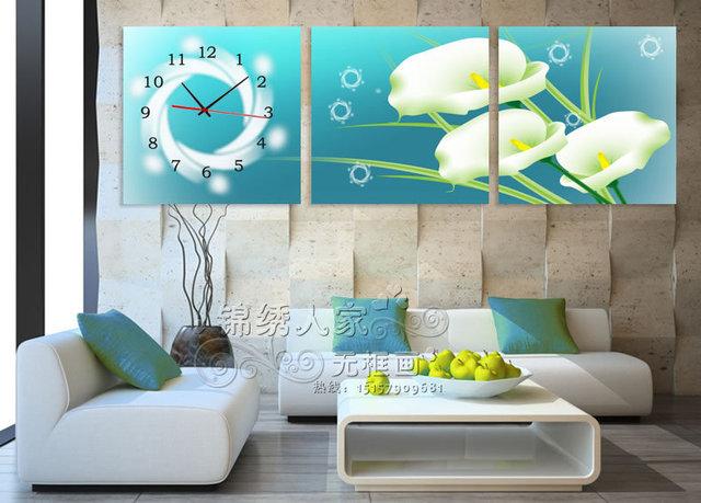 creative arts mur du salon moderne minimaliste peinture. Black Bedroom Furniture Sets. Home Design Ideas