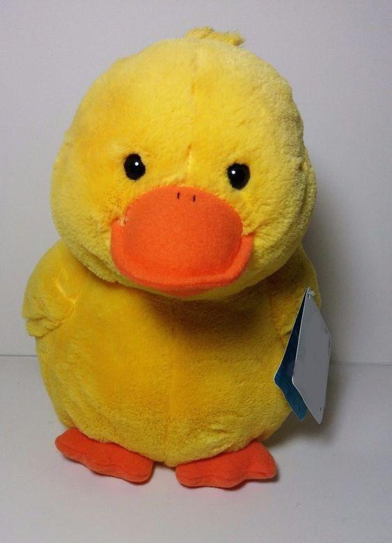 Custom Standing Big Yellow Duck Stuffed Plush Toy Buy Plush Toys