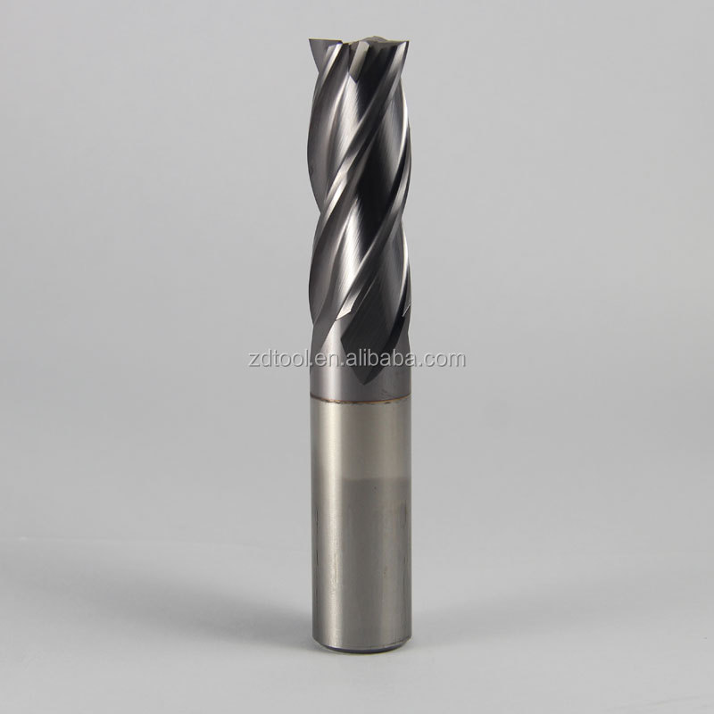 END MILL M42 Co8 Cobalt 2 Flute SQUARE METRIC STANDARD LENGTH 20mm