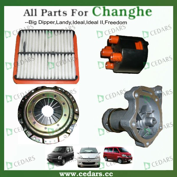 All Original Changhe Parts For All Model