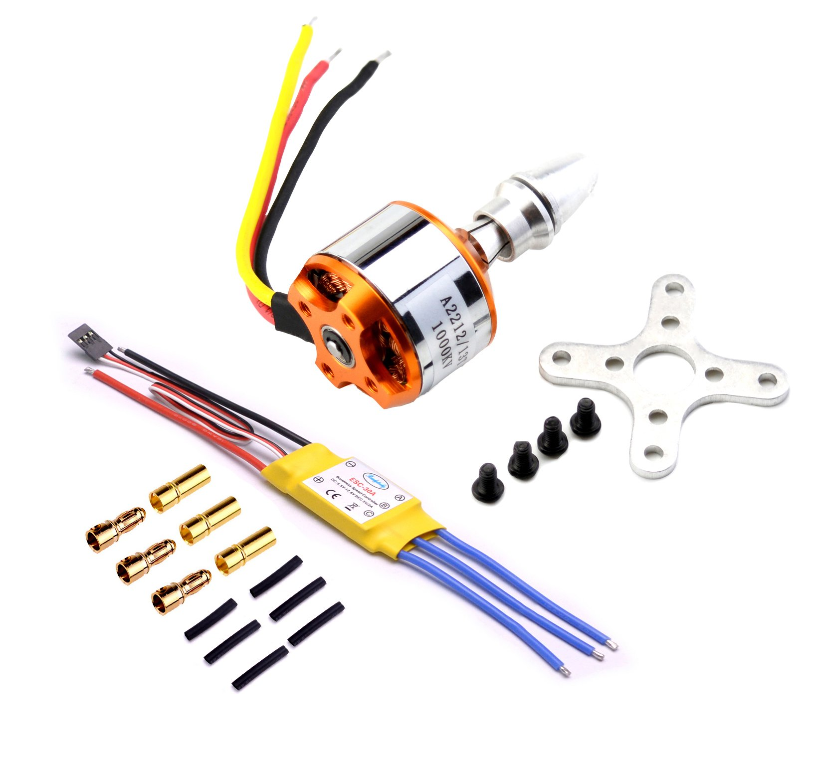 Cheap A2212 Brushless Motor, find A2212 Brushless Motor deals on