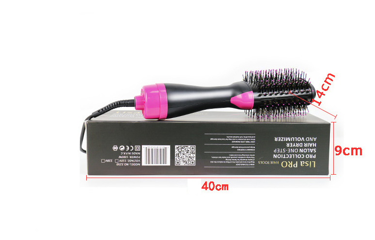 Good quality combination hair dryer and brush chi hot air cheap
