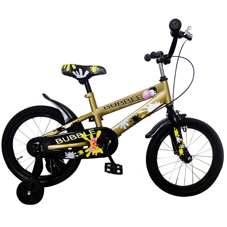 CE standard factory price four-wheel bike prices / wholesale kids bike for sale / kids 4 wheel bike