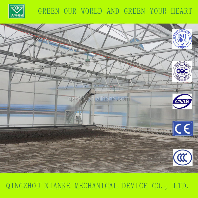 Automatic Greenhouse Farming Vegetable Greenhouse
