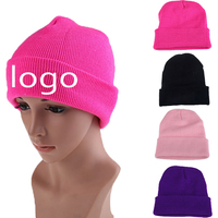 First Class Quality Winter Warmly Beanie Hats with Custom logo