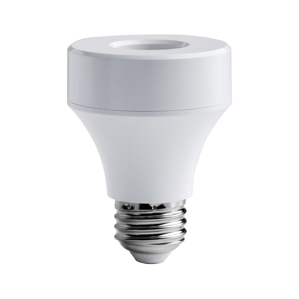 WiFi Wireless Smart Light Holder <strong>Socket</strong> <strong>E27</strong> E26 B22 LED WiFi Smart Home Light Bulb Base