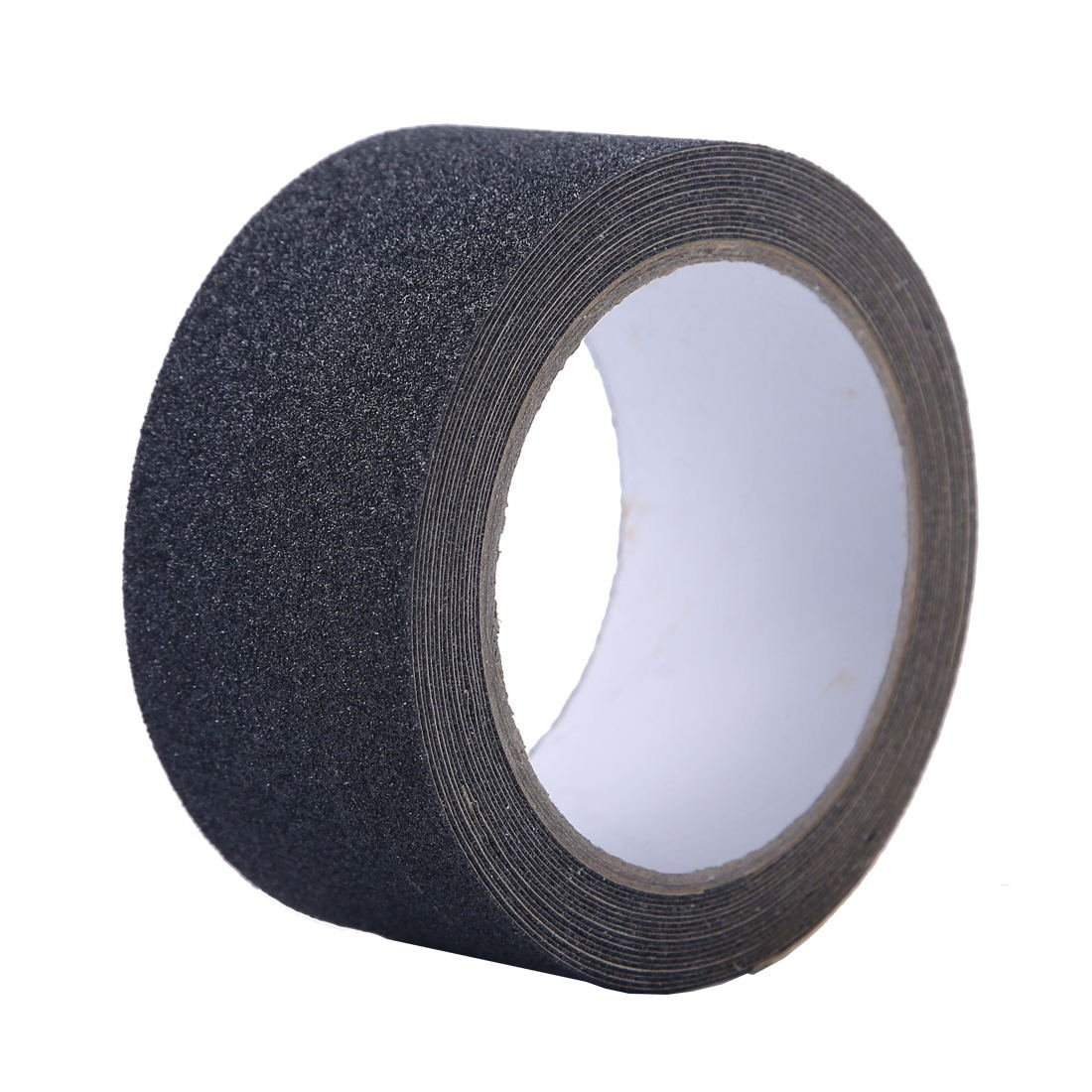 Non Slip High Traction Safety Tape For Srair Steps Outdoor Black Safety Anti Slip Grip Adhesive Tape 2 Inch 5cm 5m x 16.4 Foot