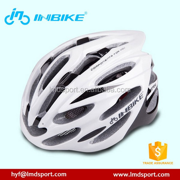 2016 fashion in mold bike helmet ,protect cycling helmet for bike accessories