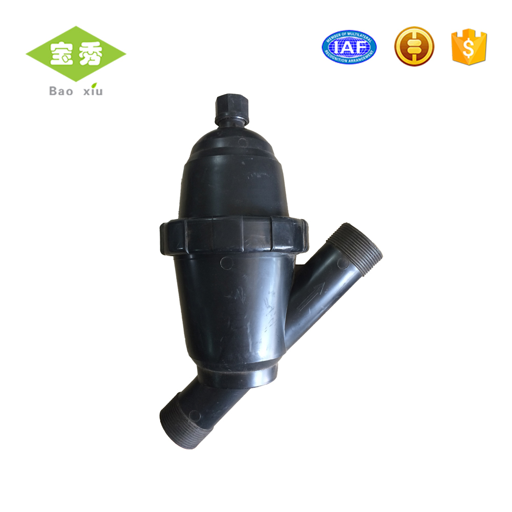 Best-selling Plastic Screen Disc Filter For Water Drip Irrigation System