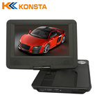 Low Price Portable 720P Rmvb/Rm Media Portable Dvd Player With Digital Tv Tuner