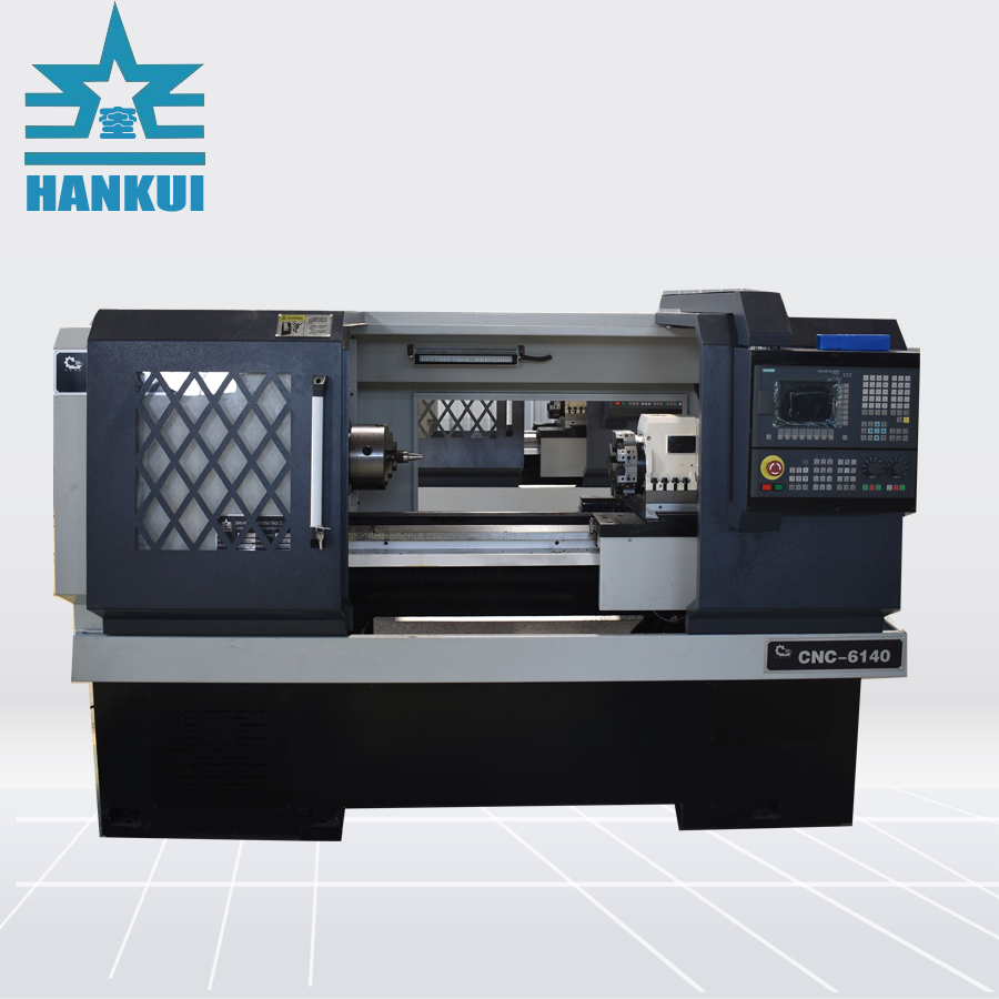 China CNC machine metal lathe used in Japan