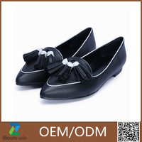 Fashion casual flat shoes for lady