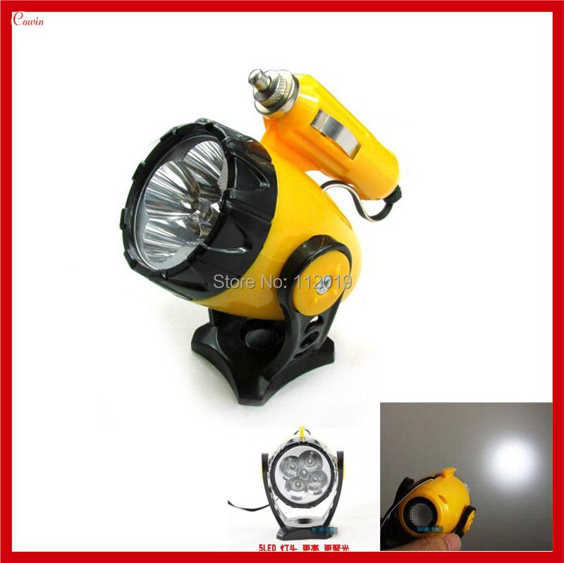 New Portable Magnetic Garage Car 30 7 Led Work Light Torch: New Portable Adjustable Angle Magnetic Garage 12v Car LED