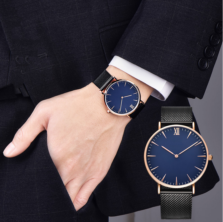 2017 Mens Simple Dw Style Watches Cheap Men Watch Genuine Leather Strap Watch Buy Dw Watch Fashion Watch Product On Alibaba Com
