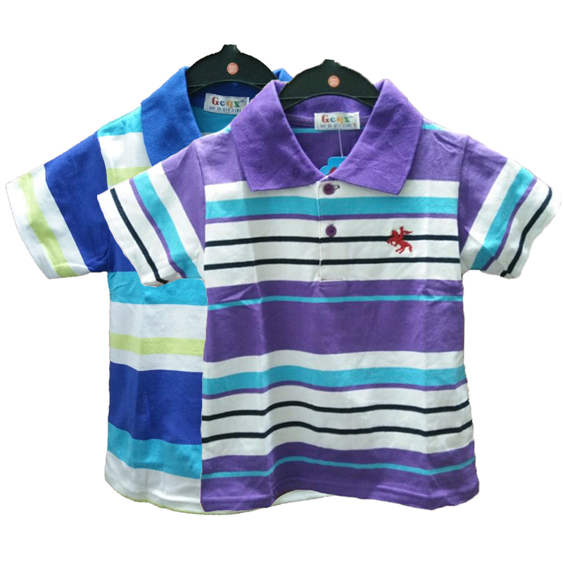 Brand retail 2015 new arrival hot sale summer polo shirts for baby boys children clothes child clothing polo shirt style white