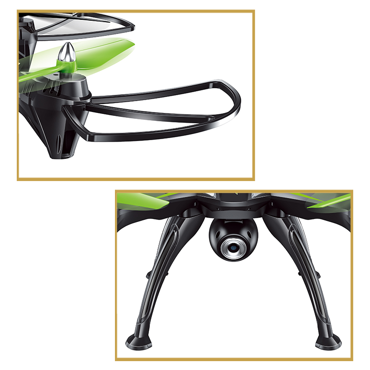 2.4G dron drone professional with HD camera