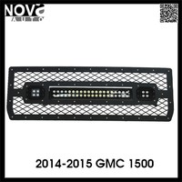 Hot Selling Billet Emblem 2014-2015 GMC Sierra Car Steel Grille
