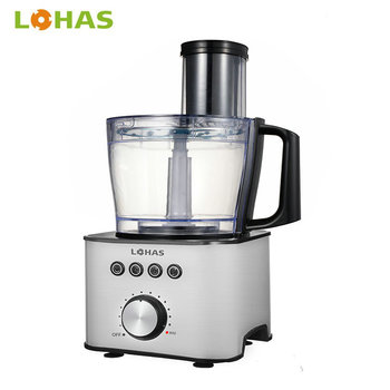 1200W Multifunction Commercial Food Processor With 2.5 Cup