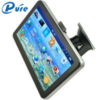Car Navigator for Vehicle Universal 7 Inch Touch Screen Car Player GPS Navigator with Free Maps