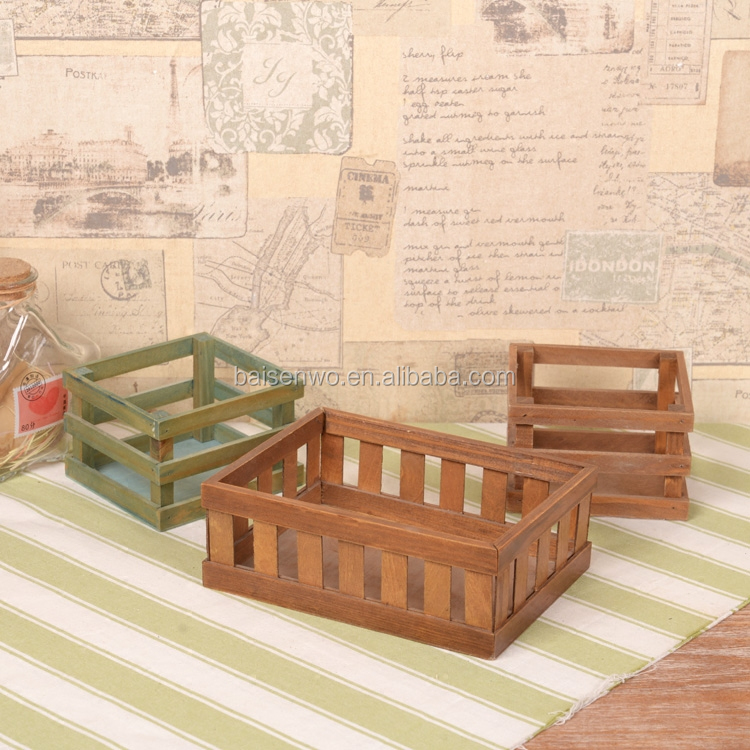 Online buy wholesale wine crates from china wine crates for Where can i find old wine crates