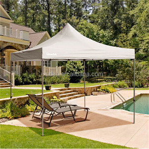 Yunpeng outdoor lawn park garden square sunshade folding tent 3x3m hot sale