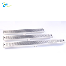 "26"" LINEAR SHOWER DRAIN STANDARD GRATE WITH FREE LINEAR DRAIN HEIGHT ADJUSTER"