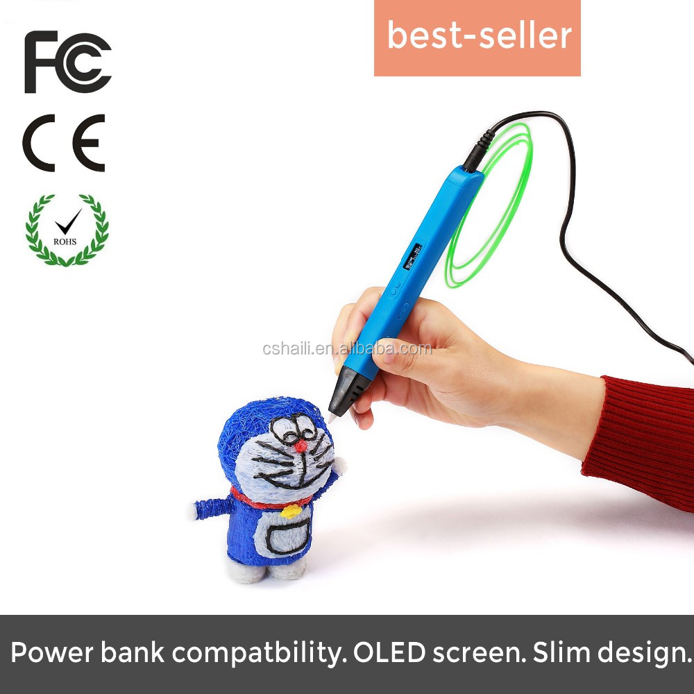 Magic 3D printing pen household 3D printer machine