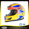 Certification face helmet type motorcycle helmet from China manufacturer lowest price