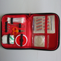 OEM custom Surgical Supplies small outdoor first aid kit set bags box mini hotel first aid kit bags