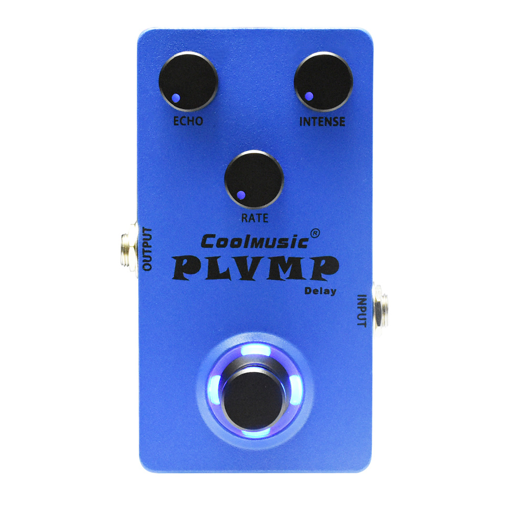 Guitar Effect Pedal Plump Delay Wholesale Pedal Effects Steel For ...