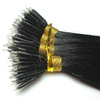 high quality nano ring hair extension remy virgin human hair extension