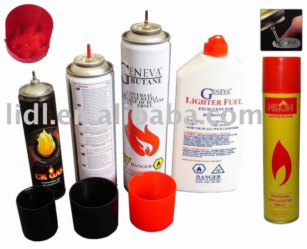 Universal Butane Gas / Lighter Gas / Lighter Refill Gas