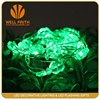 10m Christmas LED copper wire battery operated four leave clover string light