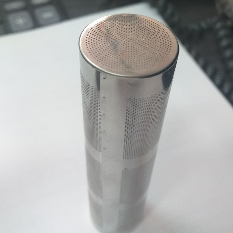 bowl smoking pipe filter wire mesh