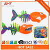 Funny water catch fish game baby bath toys