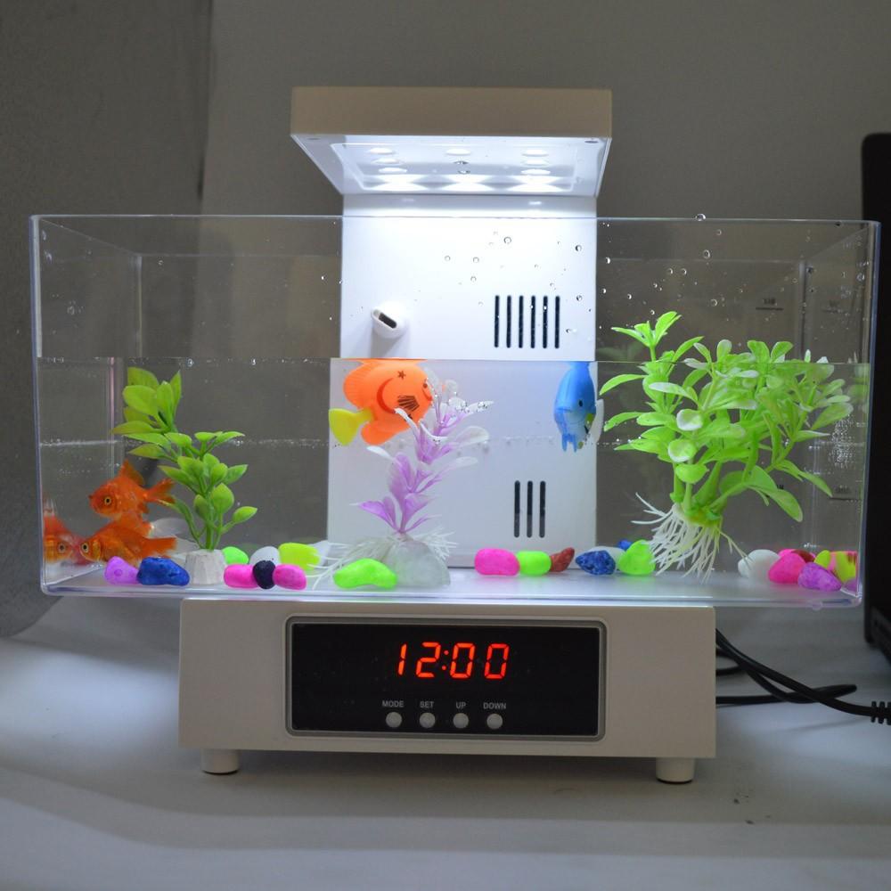 Usb mini aquarium fish tank - Usb Mini Fish Tank Nice Mini Fish Tank With Led Light Factory Supply Mini Fish Tank Buy Usb Mini Fish Tank Nice Mini Fish Tank With Led Light Factory